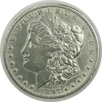 1897-O $1 MORGAN SILVER DOLLAR   EXTRA FINE  DETAILS CLEANED/LIGHTLY POLISHED071220
