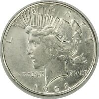 1928-S $1 PEACE SILVER DOLLAR  EXTRA FINE    CONDITION    071220