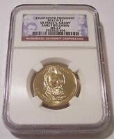 2011 D ULYSSES S GRANT PRESIDENTIAL DOLLAR MINT STATE 67 NGC