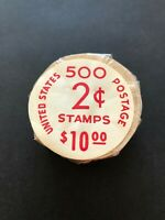 US SC.1055 UNOPENED COIL ROLL OF 500 IN ORIG.POST OFFICE PAC