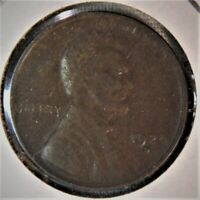 1929 D LINCOLN CENT -  CLEAN    214