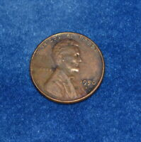1950-D LINCOLN WHEAT CENT UNGRADED