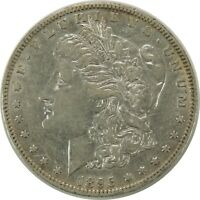 1895-O $1 MORGAN SILVER DOLLAR  EXTRA FINE  CONDITION KEY DATE  WITH EYE APPEAL 091020