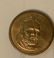 1$ COIN - 2011 ULYSSES S. GRANT 18TH US PRESIDENT 1869-1877