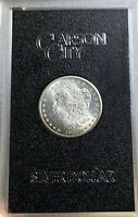 1885-CC GSA CHOICE UNC.  MORGAN SILVER DOLLAR