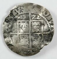 1572 GREAT BRITAIN ELIZABETH I SILVER SIXPENCE 6D   S 2563