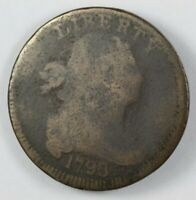 1798/7 DRAPED BUST LARGE CENT 1C   S 151