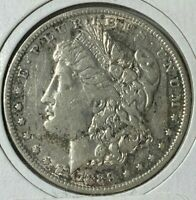 1889 O / 18-9 VAM-6  FINE VF MORGAN SILVER US DOLLAR $1