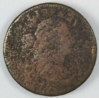 1797 DRAPED BUST LARGE CENT 1C   S 120