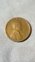 1918 LINCOLN WHEAT RED/BRN PENNY