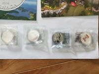 SET OF 4 CANADA $20 FOR $20 0.999 SILVER COIN BUGS BUNNY BOB