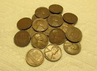 1/2 ROLL OF 1931 D DENVER LINCOLN WHEAT CENTS FROM PENNY COL