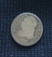 1831 CAPPED BUST SILVER DIME 771,350 MINTED READABLE  [2021-65]
