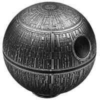 NIUE   100 DOLLAR 2021   STAR WARS   TODESSTERN   1 KILO SILBER ANTIK FINISH