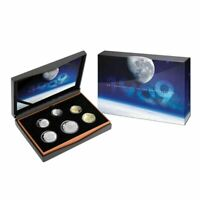 2019 RAM 50TH ANN OF THE MOON LANDING YEAR PROOF SET D1 1698