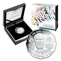2017 ROYAL AUSTRALIAN MINT PRIDE & PASSION SILVER PROOF COIN