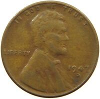 UNITED STATES CENT 1947 D S63 555 YY