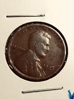 1921P LINCOLN WHEAT BACK  CENT   COIN  F/VF    LOW MINTAGE BETTER DATE CENT