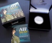 2014 AUSTRALIA AIF SAIL FROM ALBANY 1OZ SILVER  .999  PROOF