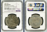 1856 SEATED LIBERTY SILVER DOLLAR >NGC UNC< SUPER FAST SHIPPING