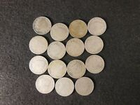 LOT OF 15 LIBERTY V NICKELS - WITH SHIPS FREE