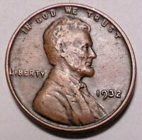 1932 P LINCOLN WHEAT CENT PENNY -  NOT STOCK PHOTOS - SHIPS FREE
