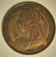 1897  GREAT BRITAIN PENNY       229