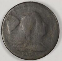 1794 LIBERTY CAP EARLY US COPPER LARGE CENT 1C