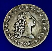 UNITED STATES OF AMERICA COIN USA  1795 LIBERTY WOMAN FACE A