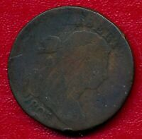 1807 DRAPED BUST LARGE COPPER CENT LY CIRCULATED SHIPS FREE