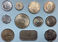 F A O FOOD FOR ALL GROW MORE FOOD LOT X11 COINS 010