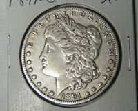 1891-O MORGAN SILVER DOLLAR EXTRA FINE  NEW ORLEANS MINT  FINE COIN 5621-2