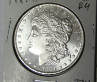 GEM BU 1884-O MORGAN SILVER DOLLAR GEM UNCIRCULATED NEW ORLEANS MINT 5721