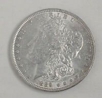1889-P $1 MORGAN SILVER DOLLAR US CURRENCY PHILADELPHIA MINT COIN BETTER DATE