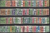 MINNESOTA PRECANCELS TOWN AND TYPE COLLECTION 480 DIFFERENT