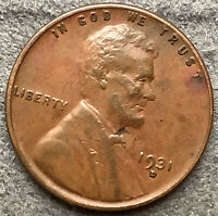 1931 D  LINCOLN WHEAT CENT PENNY - HIGH GRADE  FREE SHIP. H157