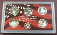 2004 S 90  SILVER STATE QUARTERS US MINT PROOF    COMBINED S