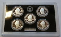 2013 S 90  SILVER ATB NATIONAL PARKS QUARTERS US MINT PROOF