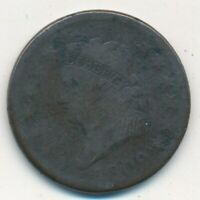 1809 CLASSIC HEAD LARGE CENT-KEY DATE  CIRCULATED CENT-SHIPS FREE