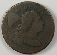 1794 LIBERTY CAP EARLY US COPPER  LARGE CENT 1C S-62 R.4