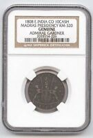ADMIRAL GARDNER SHIPWRECK COIN EAST INDIA NGC CERTIFIED