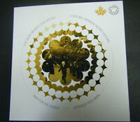 2014 CANADA WAIT FOR ME DADDY $2 TOONIE COIN W/ COLLECTOR CARD COA HOLDER FOLDER