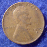 1930 S SAN FRANCISCO LINCOLN COPPER 1C WHEAT CENT PENNY LOW COMBINED SHIP TH5