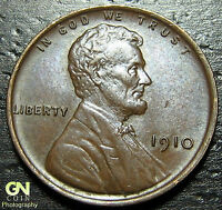 1910 P LINCOLN CENT WHEAT PENNY      MAKE US AN OFFER!  B1776