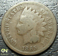 1865 INDIAN HEAD CENT  --  MAKE US AN OFFER  Y2975