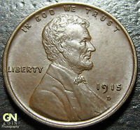 1915 D LINCOLN CENT      MAKE US AN OFFER!  W2969 ZXCV