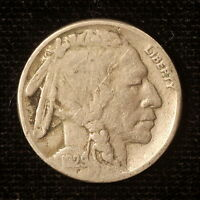 1929 S BUFFALO NICKEL USA 5 CENT COLLECTABLE COIN M777