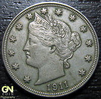 1911 LIBERTY V NICKEL  --  MAKE US AN OFFER  W2212 ZXCV