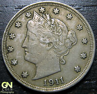 1911 LIBERTY V NICKEL  --  MAKE US AN OFFER  W2219 ZXCV