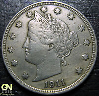 1911 LIBERTY V NICKEL  --  MAKE US AN OFFER  W2230 ZXCV